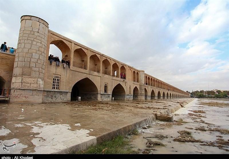 اصفهان|جزئیات بازگشایی آب زاینده رود؛ حجم ذخیره سد به 186 میلیون متر مکعب رسید
