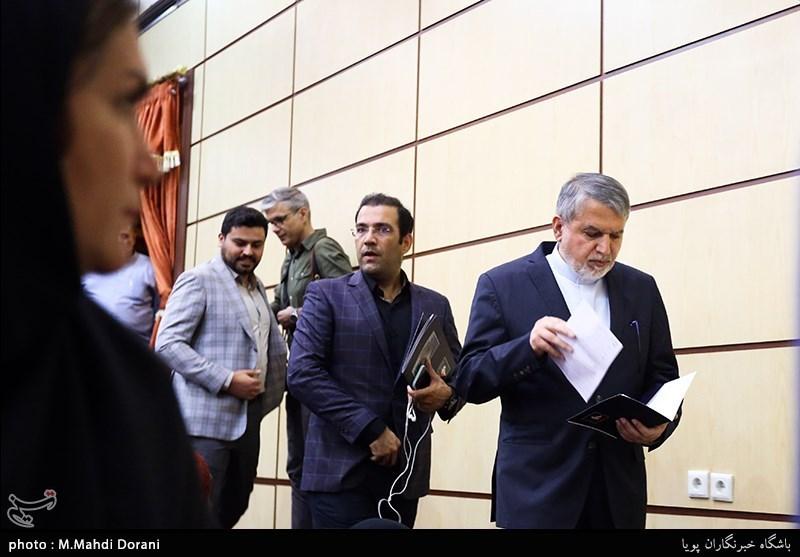 دورهمی صالحی امیری با رؤسا و دبیران پیشین کمیته ملی المپیک
