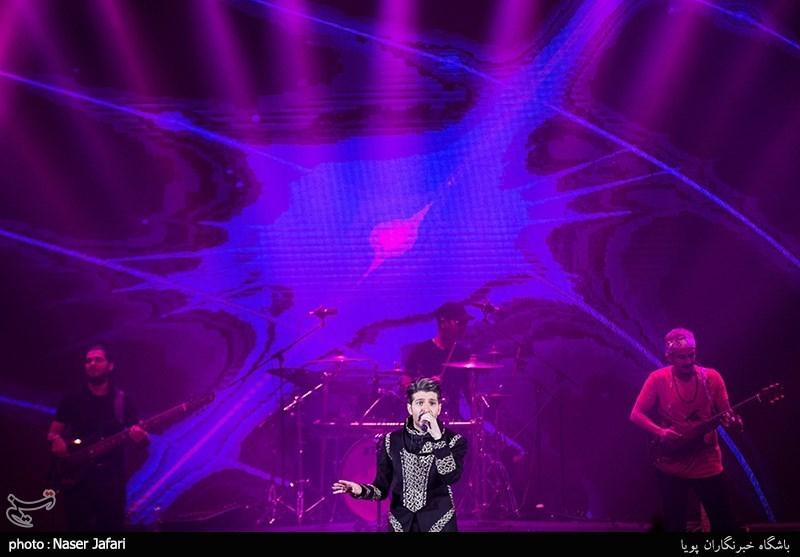کنسرت حمید هیراد
