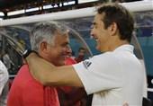 مورینیو: رونالدو؟ رئال مادرید از هر بازیکنی بزرگتر است