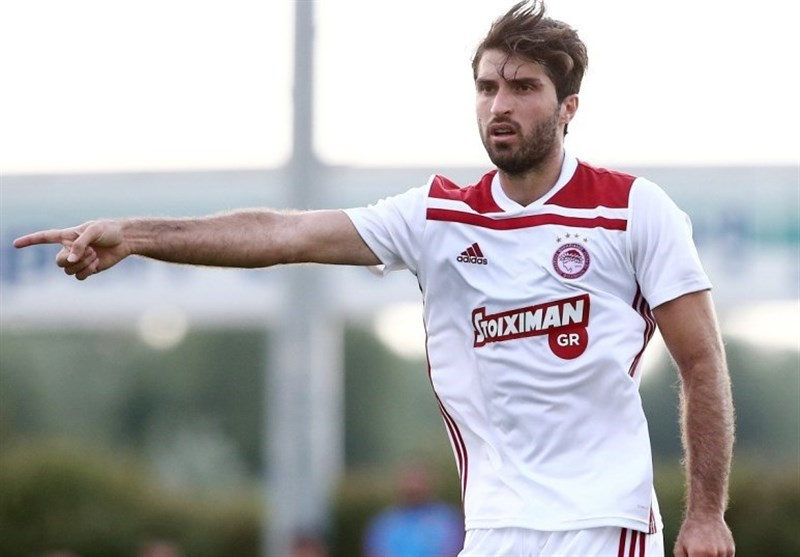Iran's Karim Ansarifard Linked with SC Heerenveen