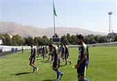 گزارش تمرین استقلال| حرکات موزون بازیکن تازه وارد و جلسه شفر با چشمی