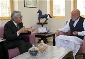 حامد کرزی: قدرتهای خارجی برای ایجاد اختلاف در افغانستان تلاش میکنند