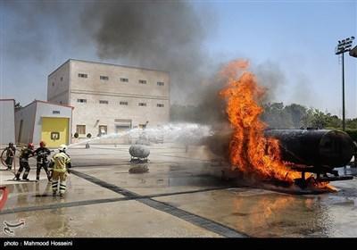 ایران میں فائر بریگیڈ ٹریننگ سنٹر