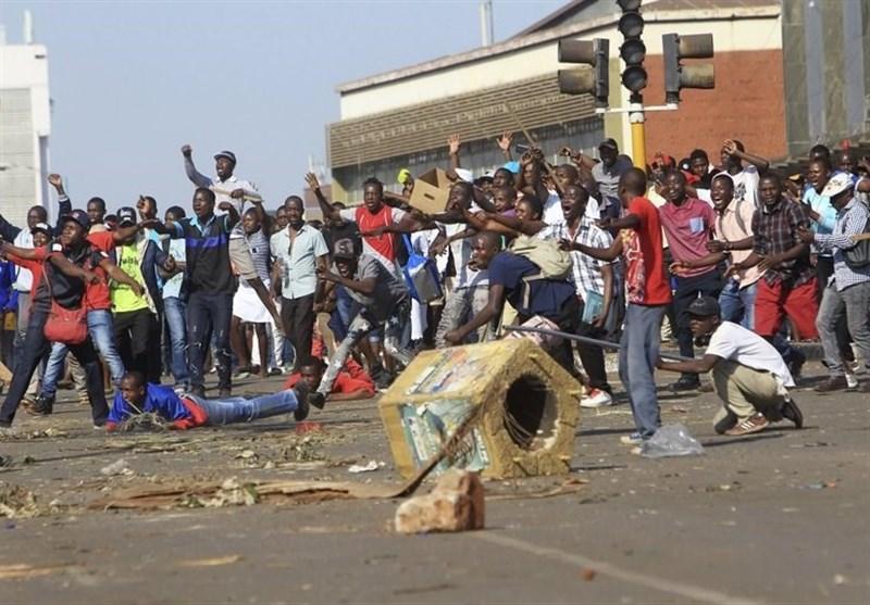 طولانی شدن اعلام نتایج انتخابات؛ زیمبابوه ناآرام شد