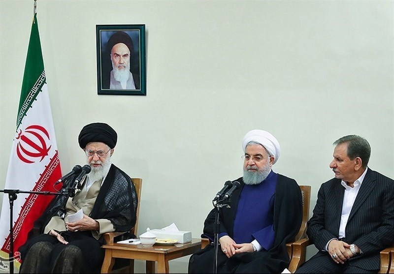Iranian Nation to Foil Enemy Conspiracies: Rouhani