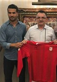 Tractor Sazi Completes Signing of Iran Captains