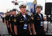 Army Games' Diving Competitions Held in Iran