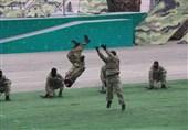 آغاز رقابتهای تیمهای پهپاد ارتش و اربابان سلاح سپاه در قزاقستان + عکس