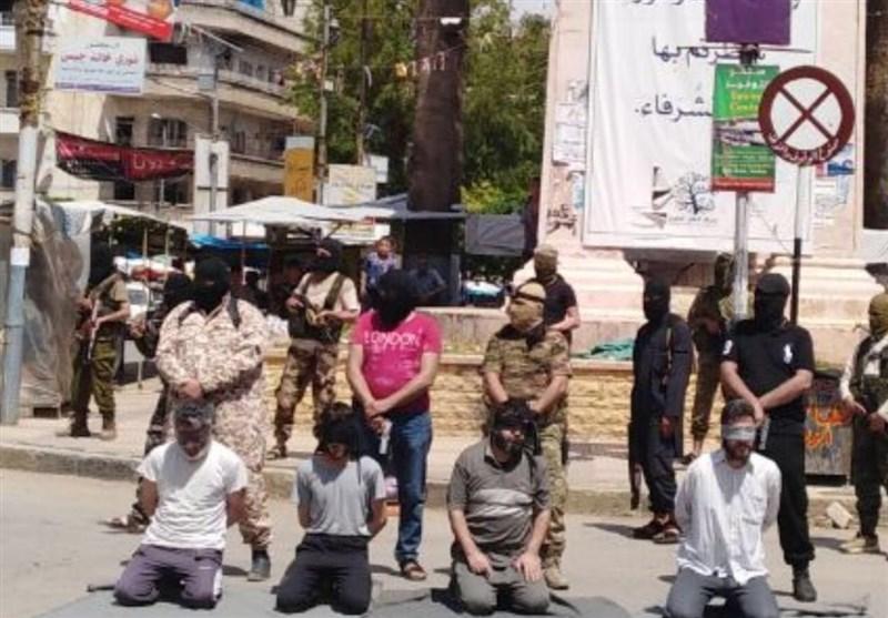 شهود من إدلب لتسنیم: جبهة النصرة تقوم باعدام من یرید التسویة مع الدولة السوریة