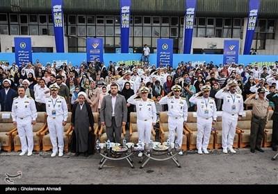 ایران کے شہر نوشہر میں عالمی افواج کے ڈائیونگ مقابلوں کا افتتاح