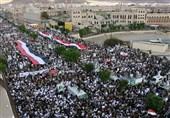 """یمن  فراخوان برای مشارکت در راهپیمایی گسترده در روز جمعه؛ اعلام آمادهباش قبایل """"رداع"""" برای مقابله با متجاوزان"""