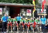 قهرمانی تیم دوچرخه سواری نیروهای مسلح ایران در مسابقات ارتشهای جهان