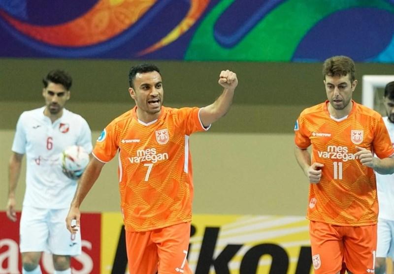فوتسال قهرمانی باشگاههای آسیا| واکنش AFC به صدرنشینی مس سونگون + عکس