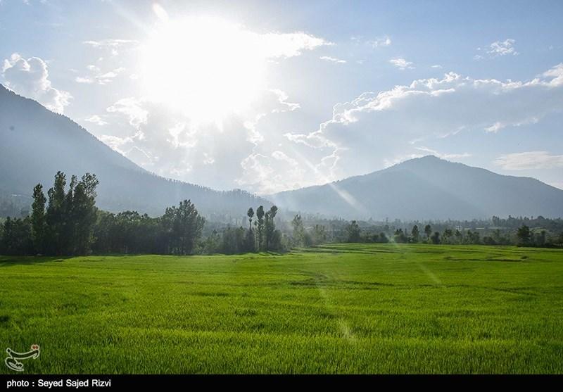 طبیعت کشمیر