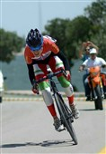 ملیپوش دوچرخهسواری بازیهای آسیایی را از دست داد