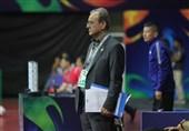 قدردانی از ترابیان به خاطر همراهی مس سونگون در مسابقات فوتسال قهرمانی آسیا