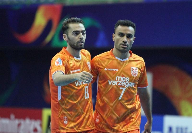 اصفهان| بازیکن سابق مس سونگون به تیم فوتسال گیتیپسند پیوست