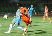 لیگ برتر فوتبال| پیروزی استقلال خوزستان و پیکان در نیمه نخست