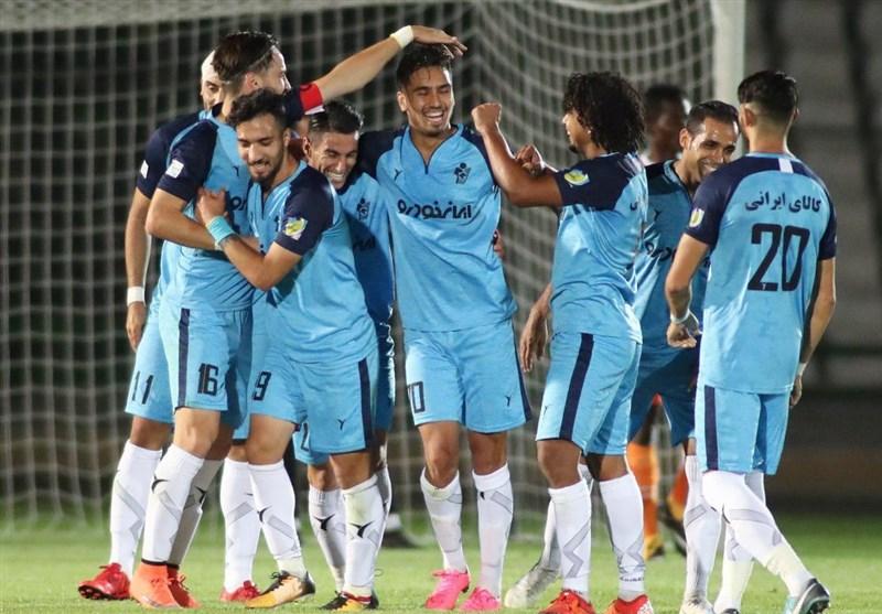 لیگ برتر فوتبال  پیکان با برتری مقابل سایپا به صدر رسید/ پدیده در وقتهای اضافه از شکست، پیروزی ساخت
