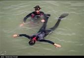 """موفقیت تیم غواصی ارتش در رقابتهای """"نجاتکشتی غرق شده"""" مسابقات نظامی 2018"""