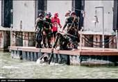 دومین رکوردشکنی تیم غواصی ارتش/ رکورد جهانی امداد و نجات هم توسط تیم ایران شکسته شد