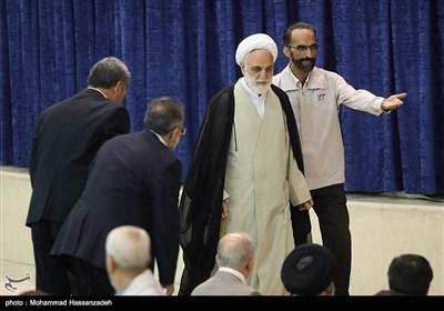 حجت الاسلام اژه ای در نماز جمعه تهران