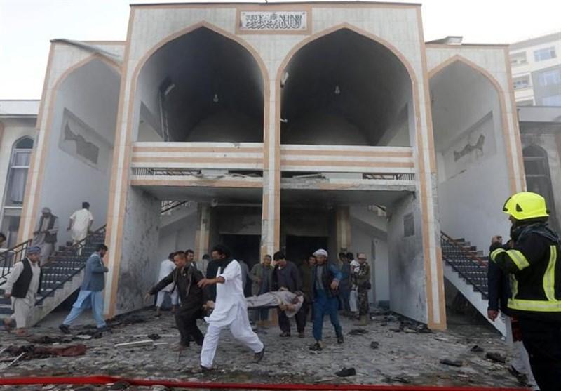Suicide Bomb Blast near Afghan Mosque Kills 10