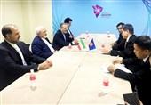 ظریف با دبیرکل اتحادیه آسهآن و وزیر خارجه استرالیا دیدار کرد
