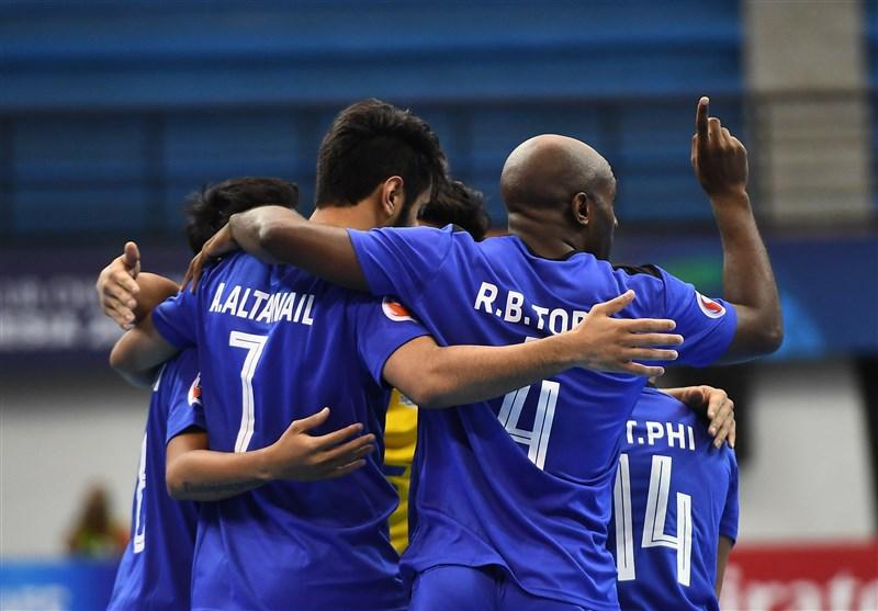 فوتسال قهرمانی باشگاههای آسیا|تایسوننام با غلبه بر یاران جاوید، حریف مس سونگون در فینال شد