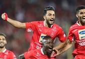 لیگ برتر فوتبال|پرسپولیس با شکست فولاد صدرنشین شد/ سه گل و سه امتیاز با درخشش «سیا»