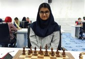 Iranian Girl Alinasab Wins Silver at World Junior Chess