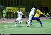 جام حذفی فوتبال| توقف ماشینسازی و برتری مس کرمان در نیمه اول