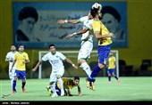 تبریز| حضور سپیدرودیها در ورزشگاه بنیان دیزل؛ استقبال کمرنگ هواداران ماشینسازی