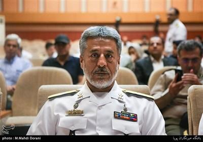 امیر دریادار حبیبالله سیاری معاون هماهنگ کننده ارتش