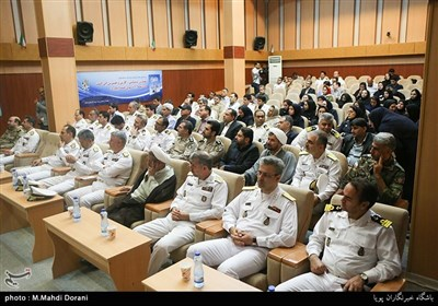 افتتاح فاز جدید بیمارستان گلستان نیروی دریایی ارتش