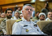 دریادار خانزادی: نیروی دریایی ارتش برای اسکورت «آدریان دریا» آمادگی دارد