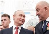چرچسوف: به آرامی پوتین را از هاکی بیرون میکشیم!