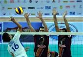 Iran's Khatam Loses to Italy's Trentino at Volleyball Club World C'ship