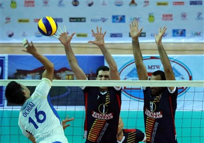 Iran's Khatam Advances to Asian Club Volleyball C'ship Final