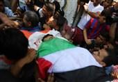 فلسطین| شهادت جوان فلسطینی به ضرب گلوله اشغالگران صهیونیست