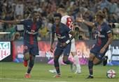 پاریسنژرمن برای هشتمین بار قهرمان سوپر جام فرانسه شد