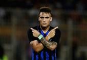جام قهرمانان بینالمللی|برتری اینتر با گلزنی بازیکن تازهوارد آرژانتینی