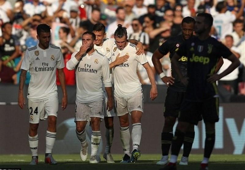 جام قهرمانان بینالمللی| یوونتوس مغلوب رئال مادرید شد، بارسلونا در دقیقه آخر به میلان باخت