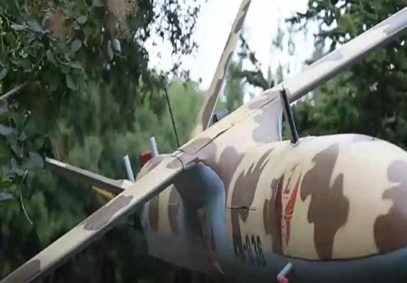 رونمایی پهپادهای حزب الله لبنان در موزه ملیتا+ عکس و فیلم