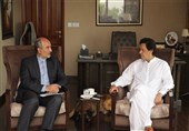 Pakistan's Imran Khan Says Wishes to Visit Iran