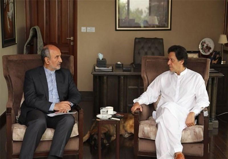 Pakistan's Imran Khan Says Wishes to Visit Iran