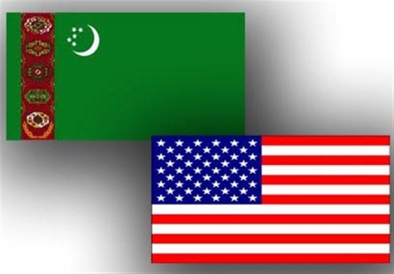 سفر هیات آمریکایی به ترکمنستان