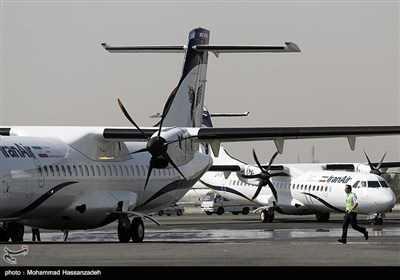 Iran Takes Delivery of 5 ATR Planes
