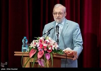 سخنرانی محمد جواد لاریجانی دبیر ستاد حقوق بشر در بزرگداشت روز حقوق بشر اسلامی و کرامت انسانی